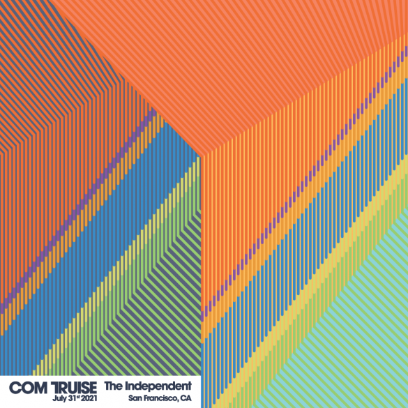 Com Truise Live in San Francisco @ The Independent